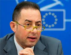 Giani Pitella, presidente interino del Euro Parlamento